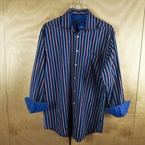 Ted Bake London Men Shirt w/ Cuff Design
